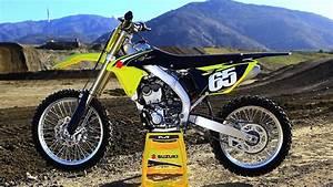 2016 Suzuki Rmz 250 - The 16s Dirt Bike Magazine