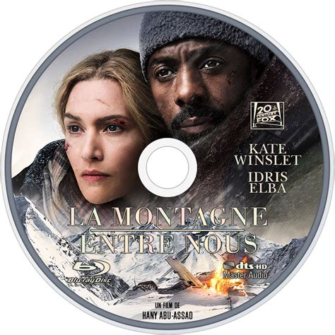 Mountain Between Us DVD-Cover