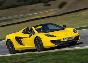 New McLaren MP4-12C Spider, prices and equipment | CarsNB.com