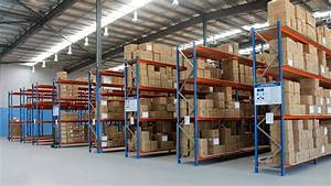 Warehouse, Storage, Solutions, To, Maximise, Storage, Space