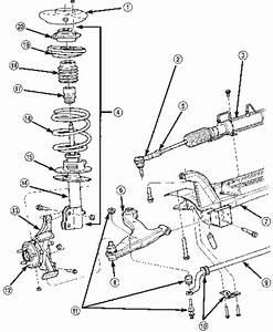 Diagrama De Suspension De Tsuru Iii