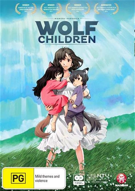 buy wolf children special edition  dvd sanity