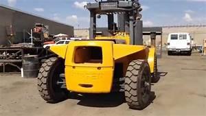 Hyster 30 000 Lb Forklift For Sale  30 000