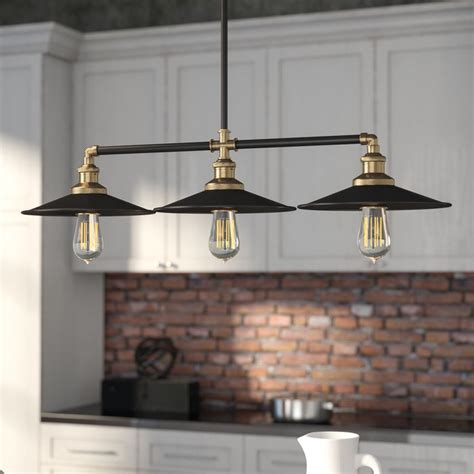 double pendant kitchen light ing  dual lights