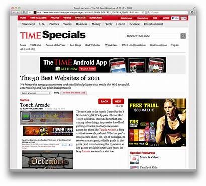 Toucharcade Websites Magazine
