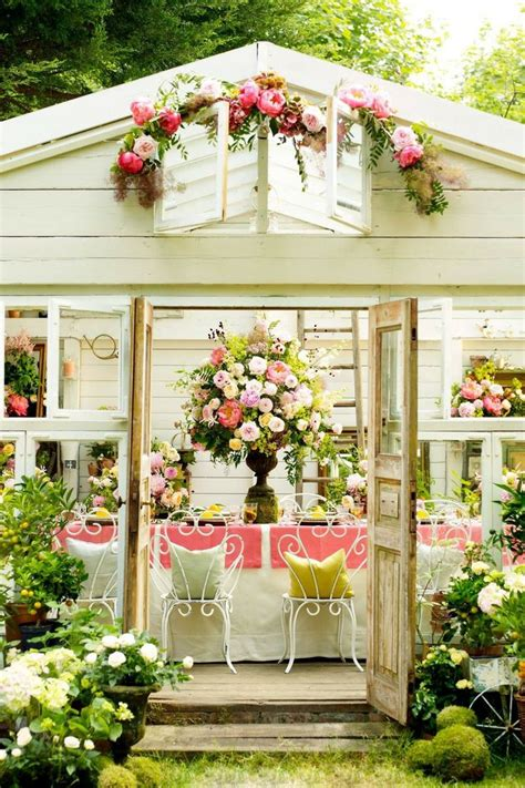 shabby chic shed ideas    shed ideas   sheds   sheds craft shed
