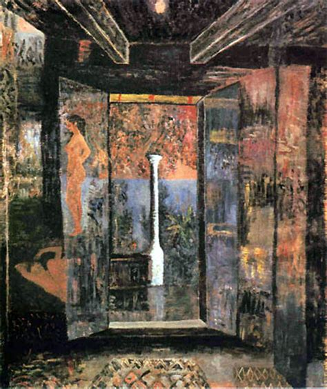 michel constantin mini works by romanian painters
