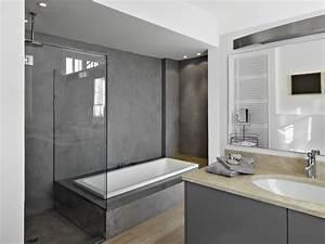 Beton Mineral Resinence Avis : peinture baignoire resinence resinence salle de bain pour ~ Dailycaller-alerts.com Idées de Décoration