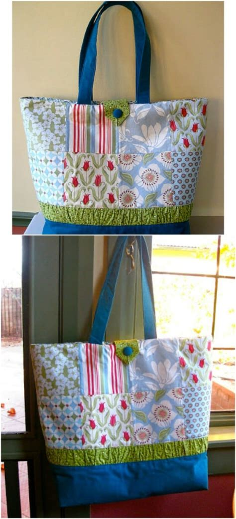 creative diy tote bags  create  home style motivation