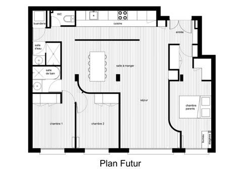 plan d une chambre d hotel plan d une chambre plan d une maison trois