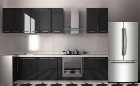 samsung cuisine frigo americain dans cuisine equipee affordable promo