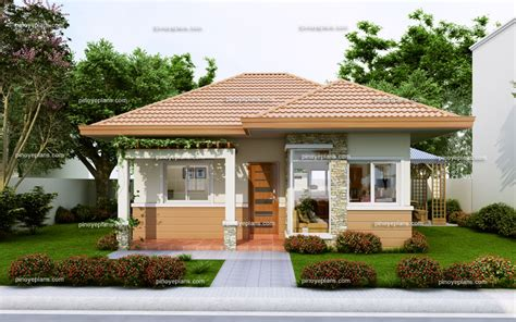 Small house design series : SHD 2014008 Pinoy ePlans