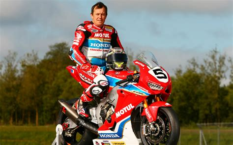 Me and My Motor: John McGuinness, one of the kings of the