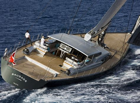 Zeiljacht Les by Sailing Super Yacht De Luxe De Croisi 232 Re Rapide Salon De