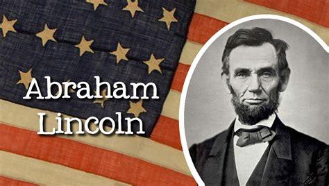 Abraham Lincoln on work