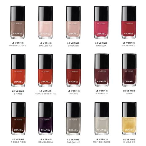colors channel best 25 chanel nail 2016 ideas on