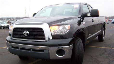 toyota tundra sr double cab wd truck