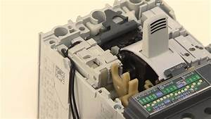 Uvr-c - Undervoltage Release Cabled - Xt2 Shown
