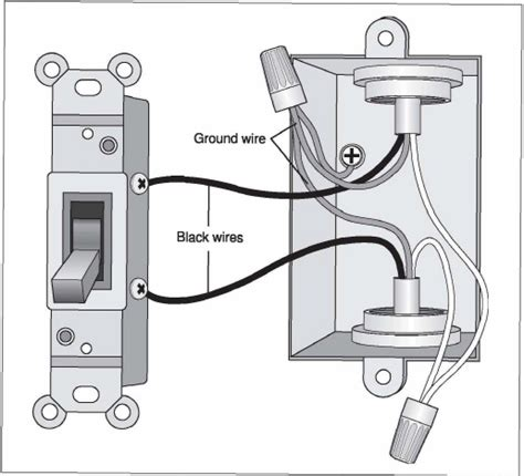 wiring up a light switch how to wire light switches