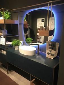 1001 idees pour un miroir salle de bain lumineux les With carrelage adhesif salle de bain avec luminaires bougies led