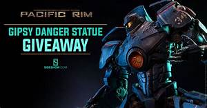 Facebook Gipsy Danger Giveaway | Sideshow Collectibles