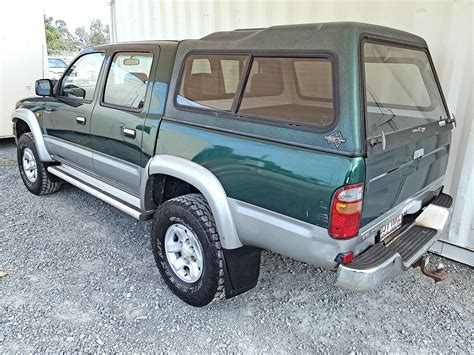 Toyota Sr5 For Sale by Toyota Hilux Sr5 2004 Green Used Vehicle Sales