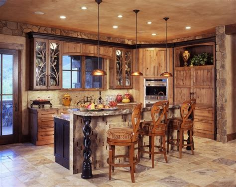 rustic kitchen island lighting tips to remodel a small l shaped kitchen midcityeast 5001