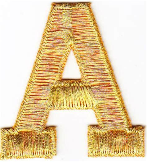 robot check american alphabet monogram letters applique patch