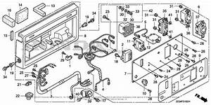 Honda Eb3000ck1 Ac Generator  Jpn  Vin  Ezgp