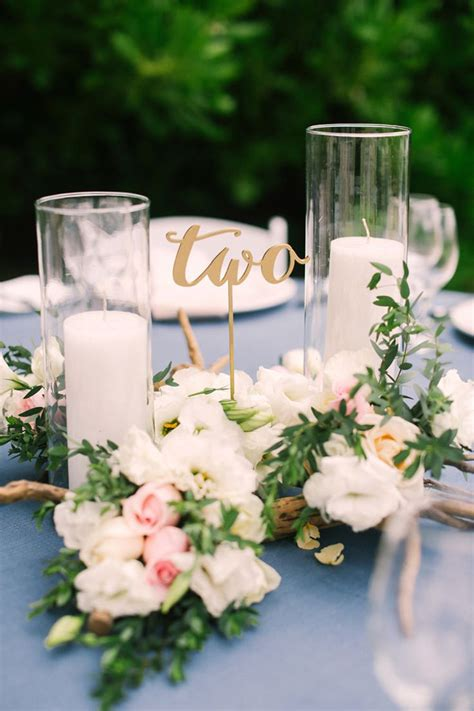 awesome wedding table number ideas you ll want to copy