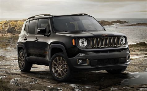 Jeep Renegade 75th Anniversary 2018 Eu Wallpapers And Hd