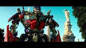 Transformers 2 - Optimus Prime'nin Duygusal Konuşması ...
