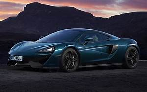 2016 McLaren 570GT - Wallpapers and HD Images Car Pixel