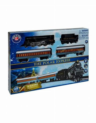 Train Express Lionel Polar Battery Operated Standard