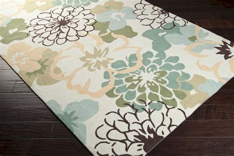 white and gold rug surya brentwood bnt 7692 winter white pale green pale gold