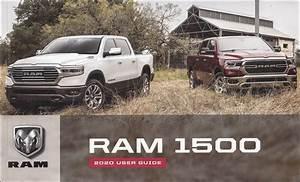 2020 Ram Truck 1500 Dt User Guide Owner U0026 39 S Manual Original