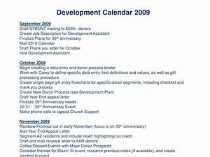 your annual fundraising With fund development plan template