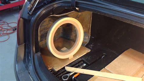 lexus gs fiberglass subwoofer box part 1 cool subwoofer boxes