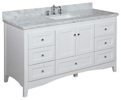 60 bathroom vanity single sink abbey single sink bath vanity transitional bathroom