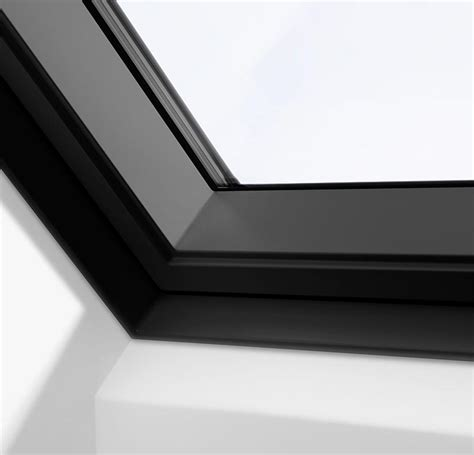 Schwingfenster In Schwarz by Das Schwarze Fenster