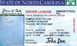 how to get a driver39s license in nc With documents needed for dmv drivers license