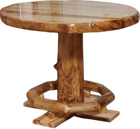 rustic square dining table aspen log square dining table rustic log furniture of utah 5024