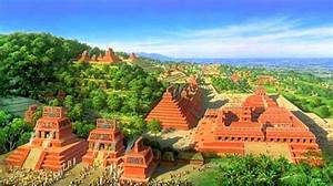 Ancient American Civilization: Maya Civilization