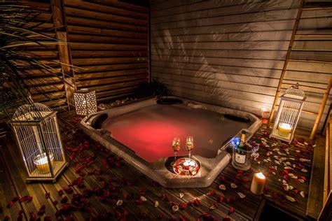 week end en amoureux avec dans la chambre location villa romantique à biscarrosse avec