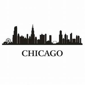 Online Get Cheap Chicago Skyline -Aliexpress com Alibaba