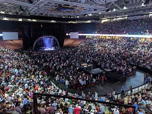 Bon Secours Wellness Arena Section 222 Concert Seating