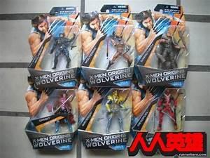 X Men Origins Wolverine Action Figure Images The Toyark