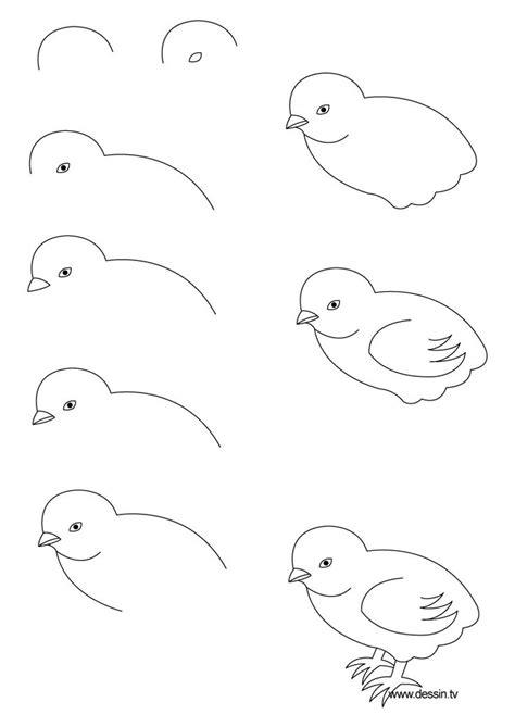 simple bird drawing ideas  pinterest