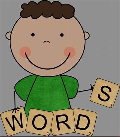 Clipart Words Spelling Letter Tiles Clip Word