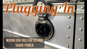 Motorhome Shore Power Wiring